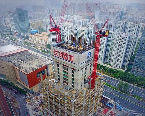 南宁华润中心写字楼